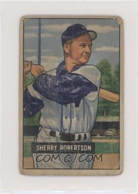 1951 Bowman - [Base] #95 - Sherry Robertson [PoortoFair]