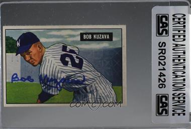 1951 Bowman - [Base] #97 - Bob Kuzava [CASCertifiedSealed]