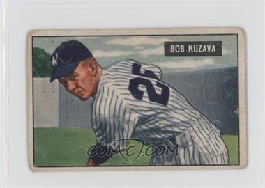 1951 Bowman - [Base] #97 - Bob Kuzava [GoodtoVG‑EX]