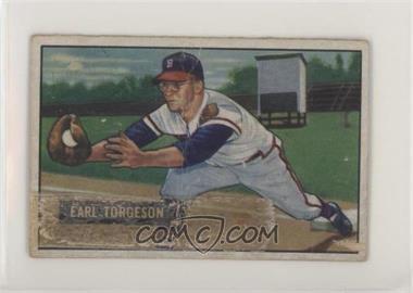1951 Bowman - [Base] #99 - Earl Torgeson [PoortoFair]