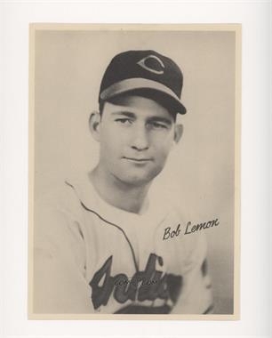 1951 Cleveland Indians Picture Pack - [Base] #BOLE - Bob Lemon [PoortoFair]