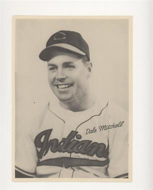 1951 Cleveland Indians Picture Pack - [Base] #DAMI - Dale Mitchell [PoortoFair]