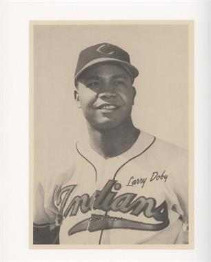 1951 Cleveland Indians Picture Pack - [Base] #LADO - Larry Doby [Poor to Fair]