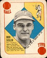 Dick Sisler [VG]