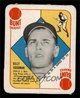 Billy Goodman [EXMT]