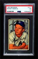Mickey Mantle [PSA 1.5 FR]