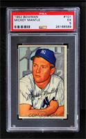 Mickey Mantle [PSA 5]