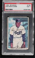 Don Newcombe [PSA7NM]