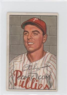 1952 Bowman - [Base] #184 - Curt Simmons