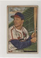 Stan Musial [Poor to Fair]
