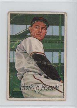 1952 Bowman - [Base] #213 - Monte Kennedy [Poor]