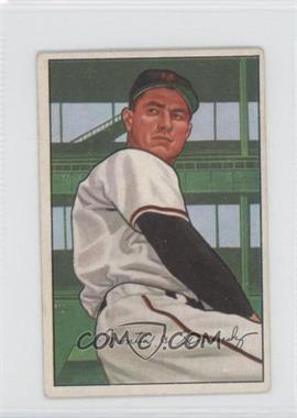 1952 Bowman - [Base] #213 - Monte Kennedy
