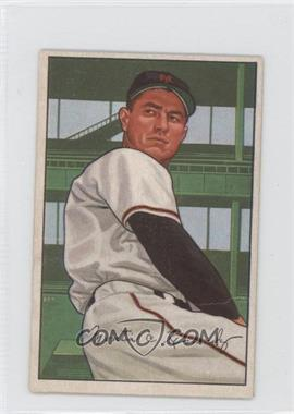 1952 Bowman - [Base] #213 - Monte Kennedy [Noted]