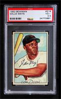 Willie Mays [PSA 3.5]