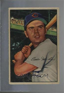1952 Bowman - [Base] #32 - Eddie Miksis [NoneGoodtoVG‑EX]