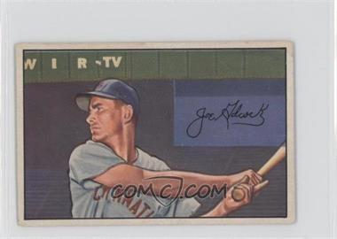 1952 Bowman - [Base] #69 - Joe Adcock [NoneGoodtoVG‑EX]
