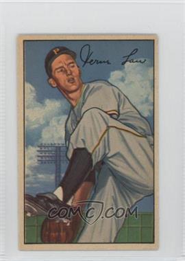 1952 Bowman - [Base] #71 - Vern Law