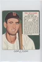 Ted Williams (Expires March 31, 1953) [NoneGoodtoVG‑EX]