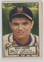 Max Lanier