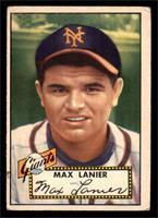 Max Lanier [GOOD]