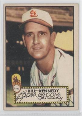 1952 Topps - [Base] #102 - Bill Kennedy