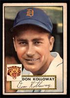 Don Kolloway [VG]
