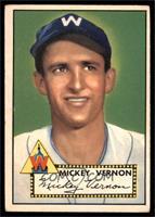 Mickey Vernon [VG]