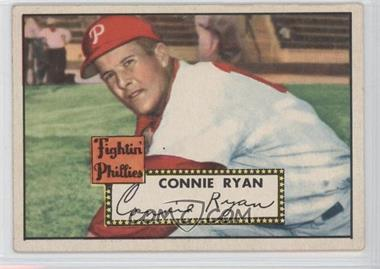 1952 Topps - [Base] #107 - Connie Ryan
