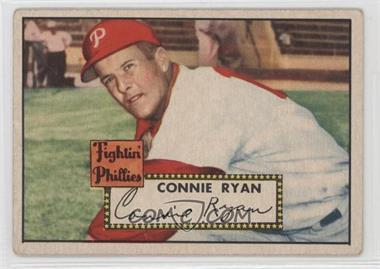 1952 Topps - [Base] #107 - Connie Ryan [NonePoortoFair]