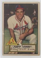 Harry Lowrey [Good to VG‑EX]