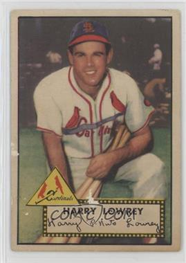 1952 Topps - [Base] #111 - Harry Lowrey [Good to VG‑EX]