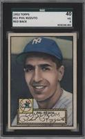 Phil Rizzuto (Red Back) [SGC 40]