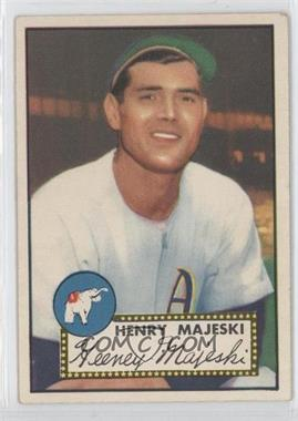 1952 Topps - [Base] #112 - Hank Majeski