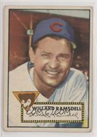 Willie Ramsdell [PoortoFair]