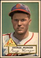 George Munger [VG+]