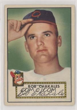 1952 Topps - [Base] #120 - Bob Chakales [Poor to Fair]