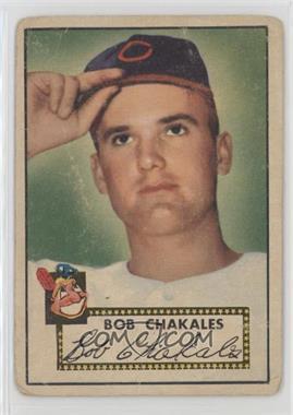 1952 Topps - [Base] #120 - Bob Chakales [PoortoFair]