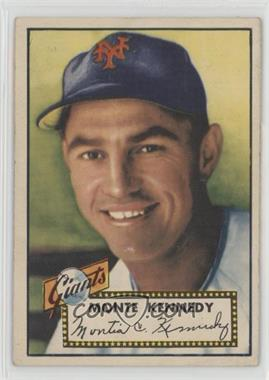 1952 Topps - [Base] #124 - Monte Kennedy