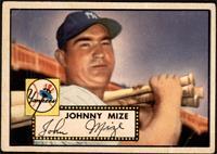 Johnny Mize [VG]