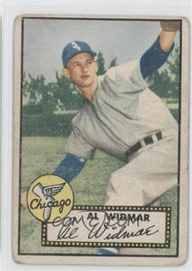1952 Topps - [Base] #133 - Al Widmar [Good to VG‑EX]