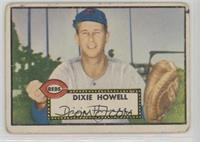 Dixie Howell (White Backs) [Poor to Fair]