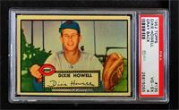 Dixie Howell (Gray Back) [PSA 4 VG‑EX]