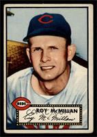 Roy McMillan [VGEX]