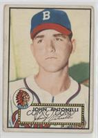 Johnny Antonelli [PoortoFair]