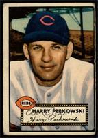 Harry Perkowski (White Back) [FAIR]