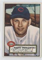 Harry Perkowski (White Back) [PoortoFair]