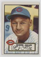 Frank Hiller (White Back)