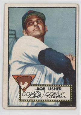1952 Topps - [Base] #157 - Bob Usher [PoortoFair]