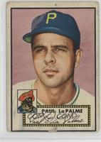 Paul LaPalme (White Back) [Poor]