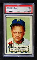 Bill Howerton [PSA 5 EX]